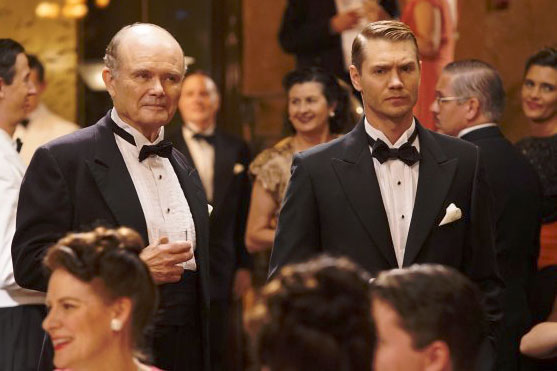 Photo Chad Michael Murray, Kurtwood Smith