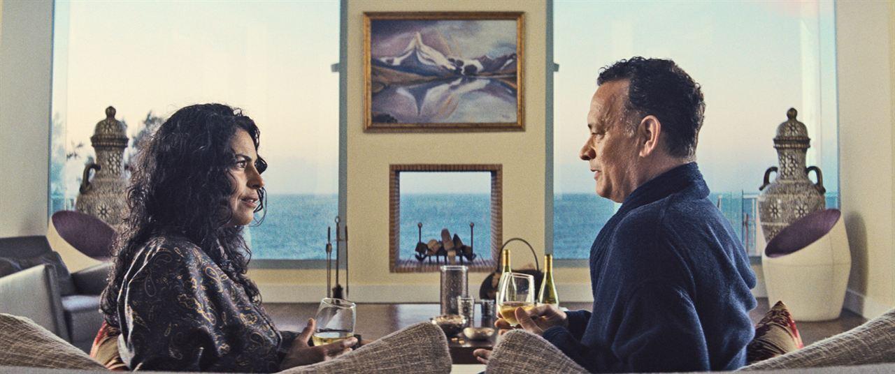Un hologramme pour le roi : Photo Sarita Choudhury, Tom Hanks