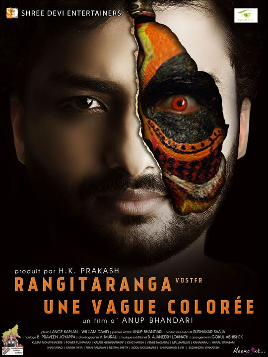Rangitaranga - Une vague colorée