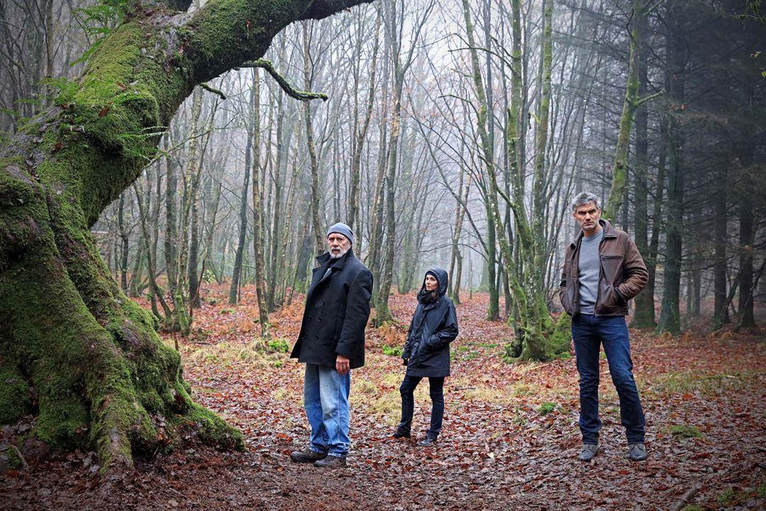 L'Inconnu de Brocéliande : Photo Claire Keim, Francois Vincentelli, Fred Bianconi
