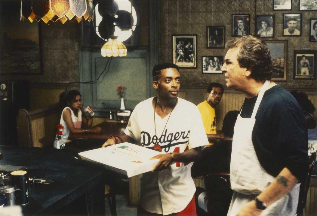 Do the Right Thing: Danny Aiello, Spike Lee