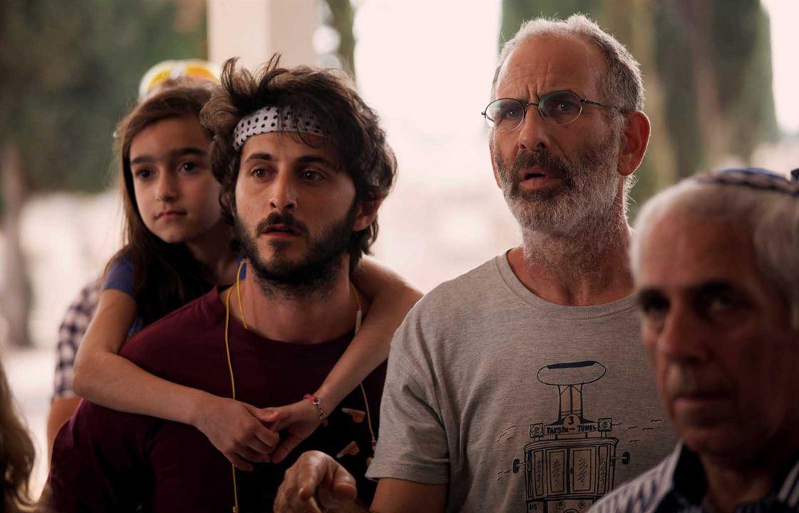 Une semaine et un jour: Shai Avivi, Tomer Capon