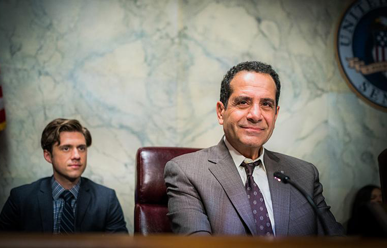 Photo Aaron Tveit, Tony Shalhoub