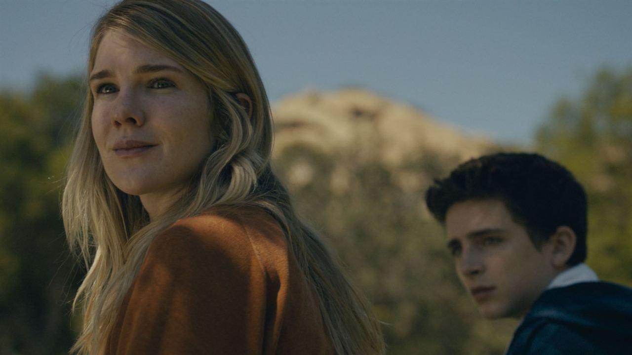 Miss Stevens: Lily Rabe