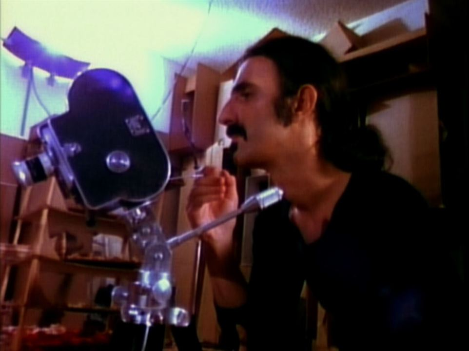 Eat That Question - Frank Zappa in His Own Words : Photo Frank Zappa