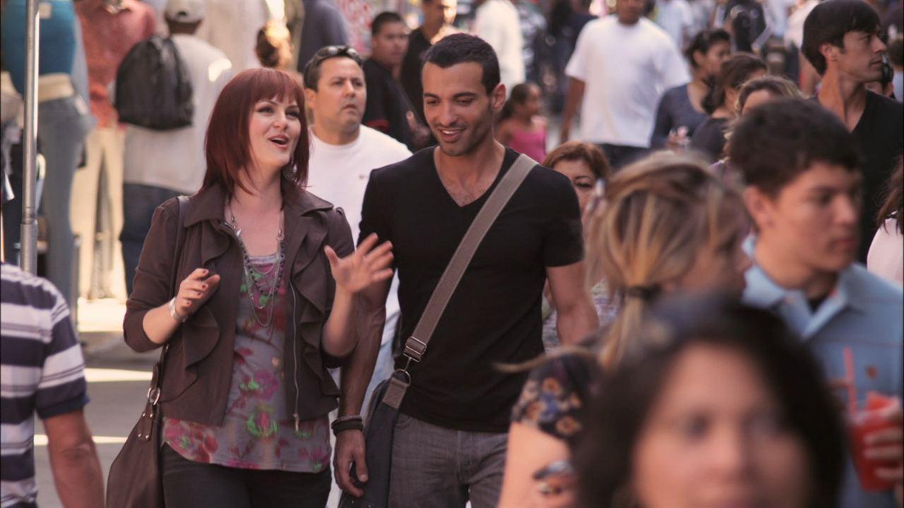 Dorfman in Love: Haaz Sleiman, Sara Rue