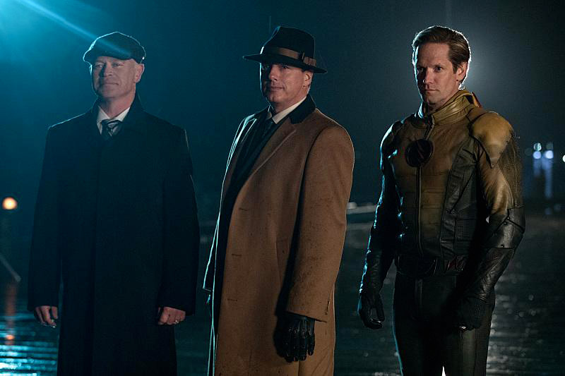 Photo John Barrowman, Matt Letscher, Neal McDonough