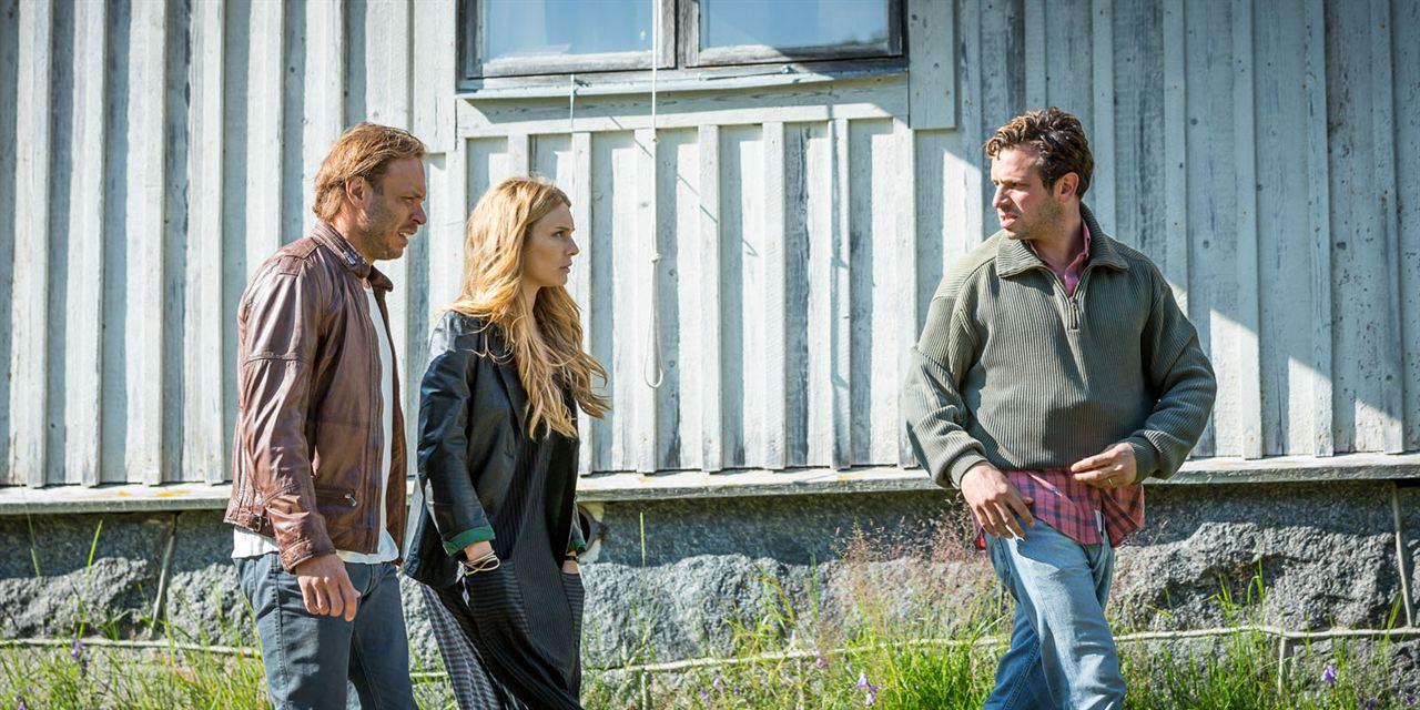 Photo Aliette Opheim, Björn Bengtsson, Joel Spira