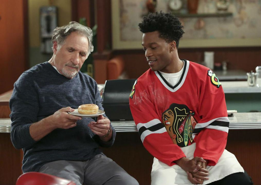 Photo Jermaine Fowler, Judd Hirsch