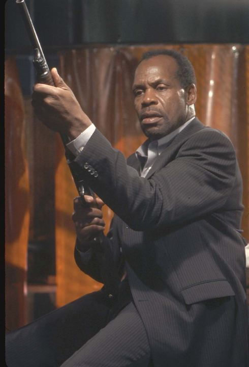 Saw: Danny Glover