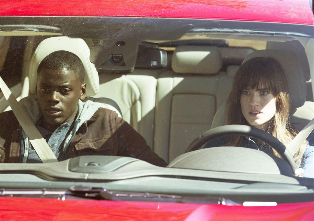Get Out: Daniel Kaluuya, Allison Williams
