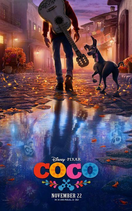 Coco : Affiche