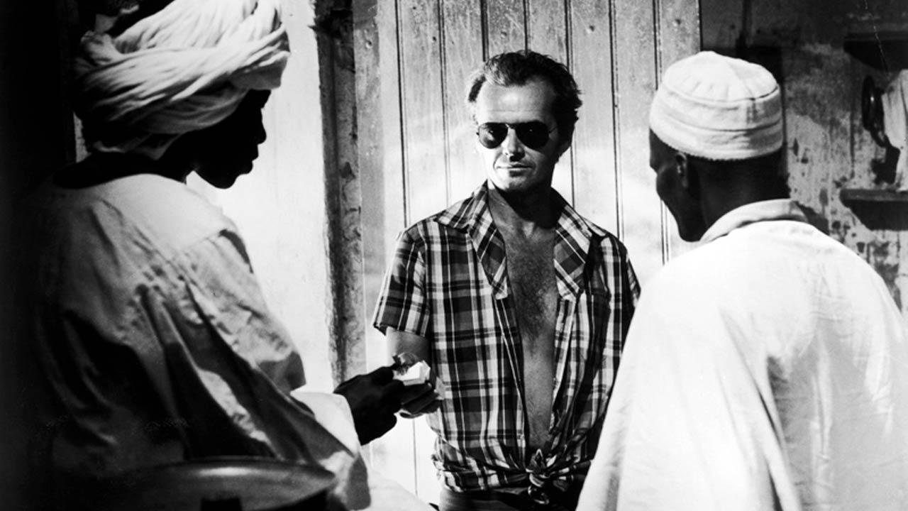 Profession : reporter: Jack Nicholson