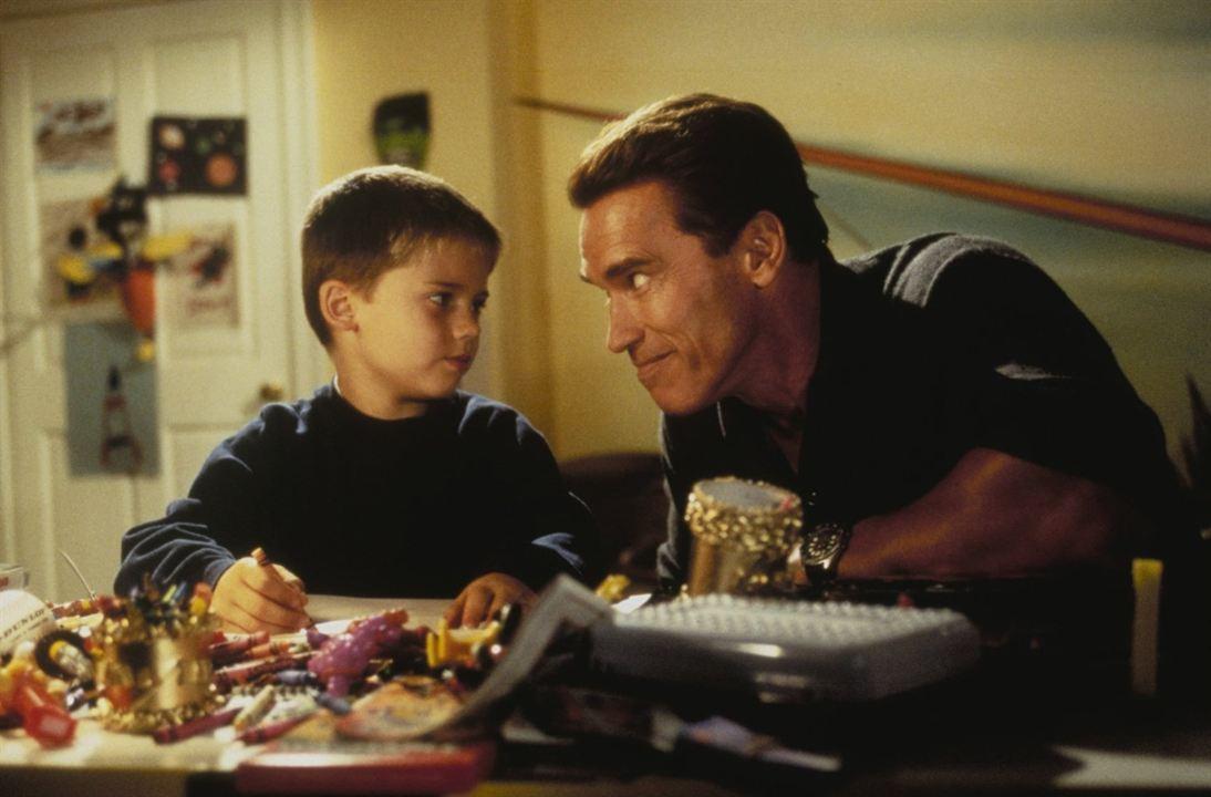 La Course au jouet: Arnold Schwarzenegger, Jake Lloyd
