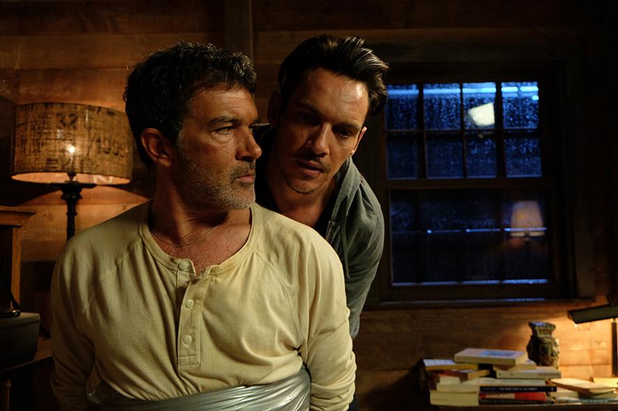 Black Butterfly: Jonathan Rhys-Meyers, Antonio Banderas