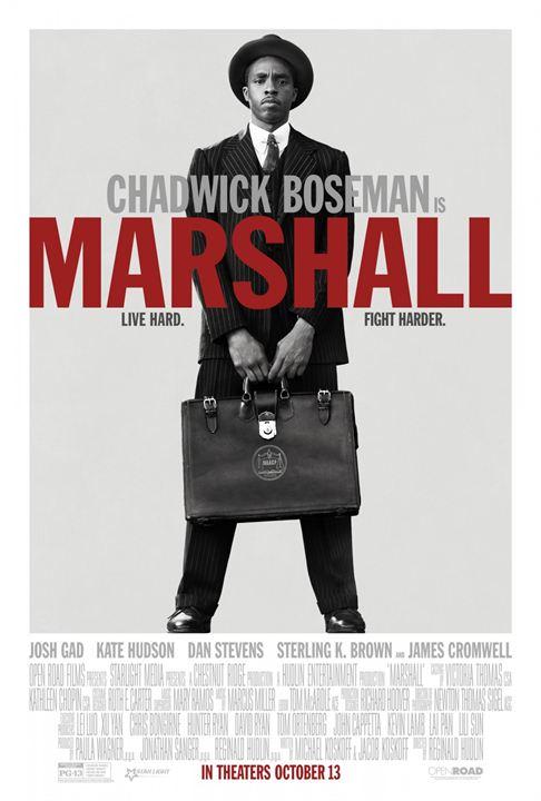 Marshall - La vérité sur l'affaire Spell