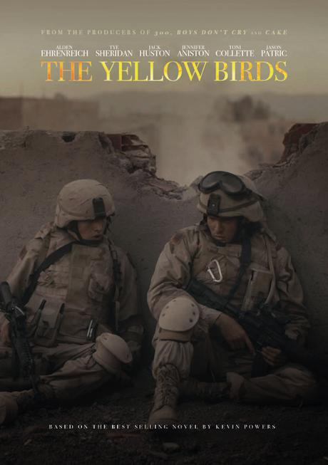 The Yellow Birds : Affiche