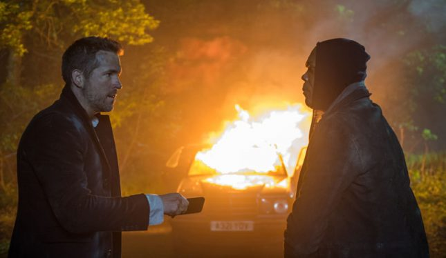 Hitman & Bodyguard: Samuel L. Jackson, Ryan Reynolds