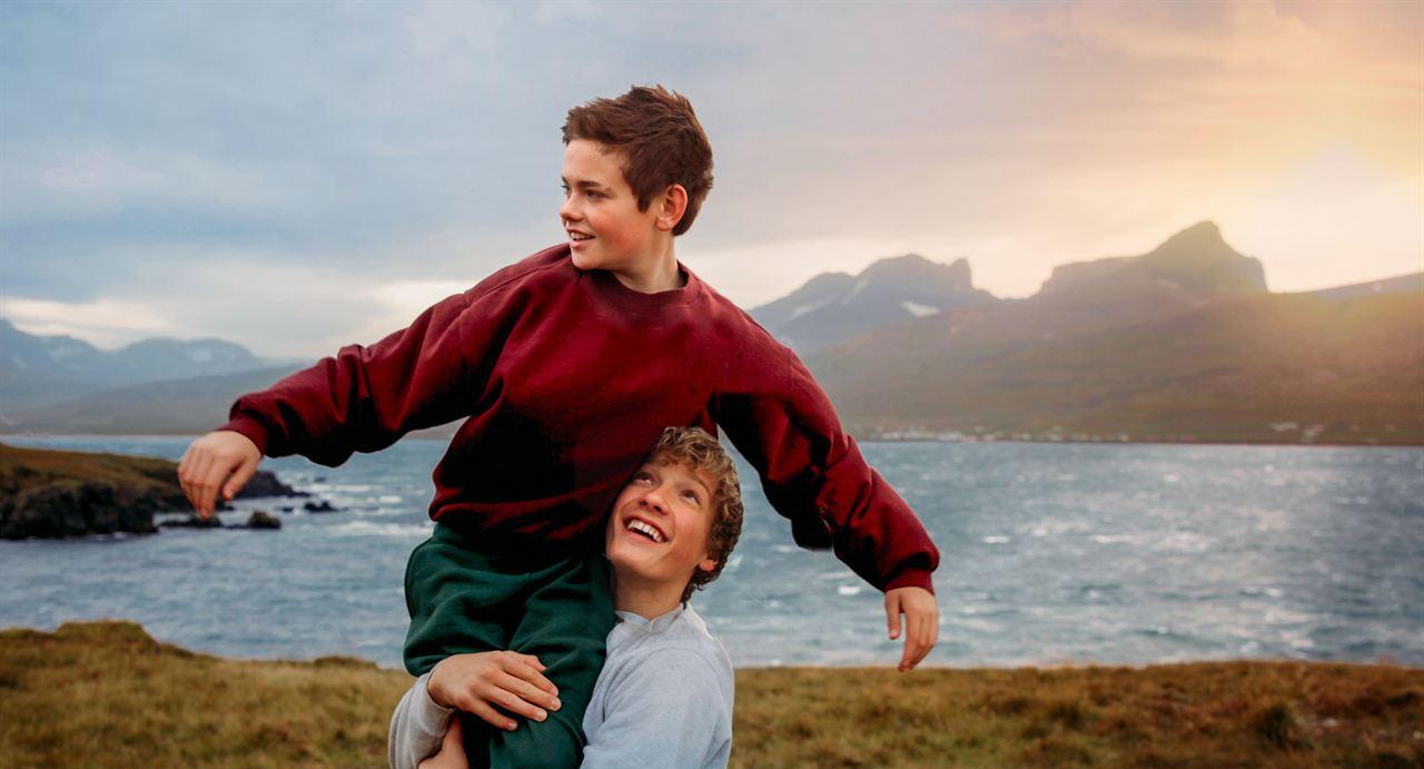 Heartstone - Un été islandais: Blær Hinriksson, Baldur Einarsson