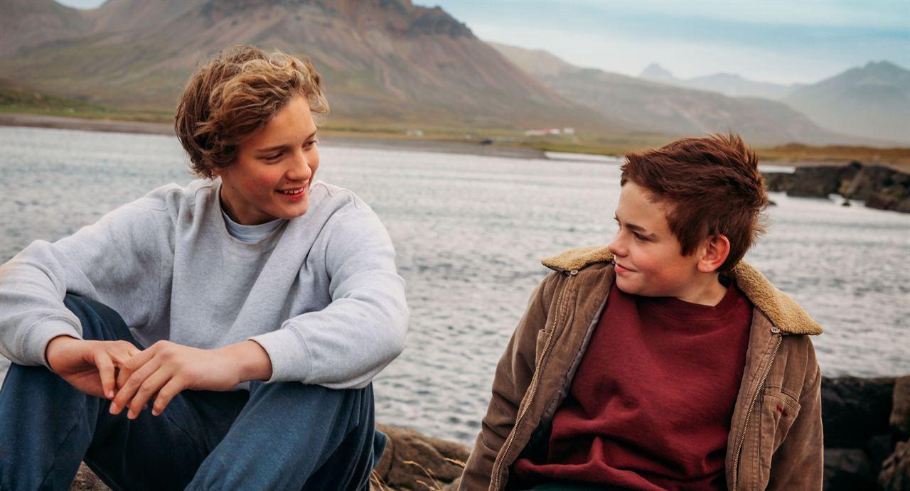Heartstone - Un été islandais: Baldur Einarsson, Blær Hinriksson