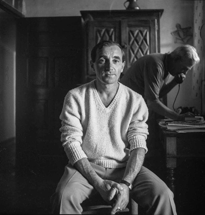 André Villers, Une Vie en Images : Photo Charles Aznavour, Jacques Prévert