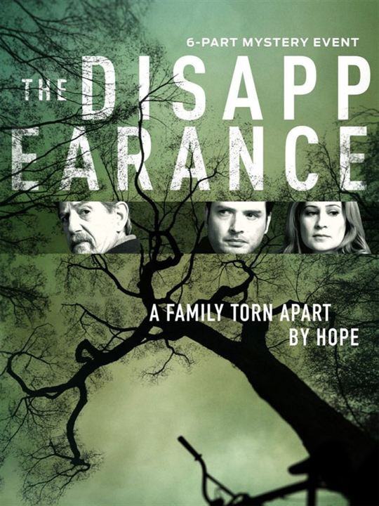 Disappearance : Affiche