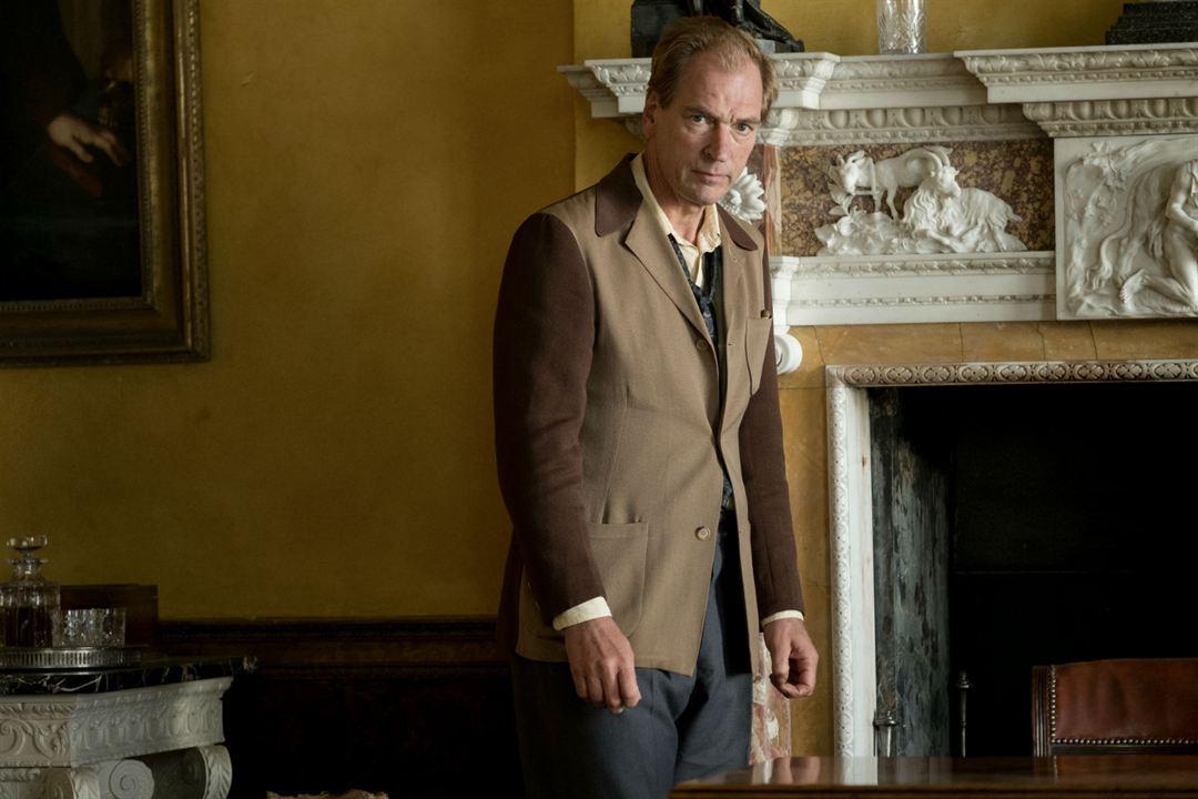 La Maison biscornue d'après Agatha Christie : Photo Julian Sands