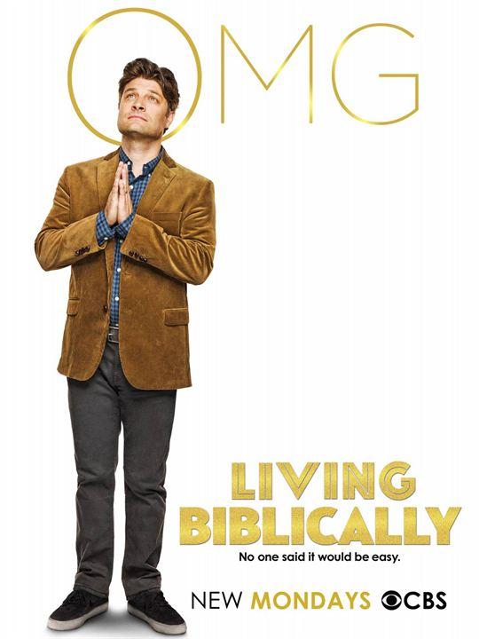 Living Biblically : Affiche