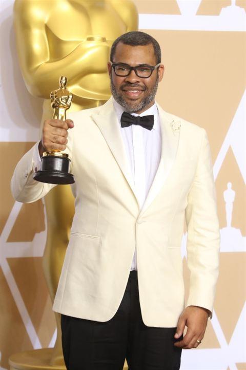 <span>Jordan Peele - Oscar du meilleur scénario original pour 'Get Out'</span>