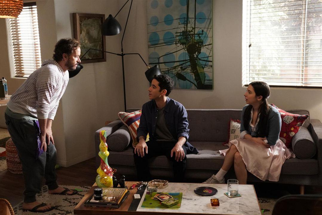 Photo Benji Aflalo, Esther Povitsky, Pauly Shore