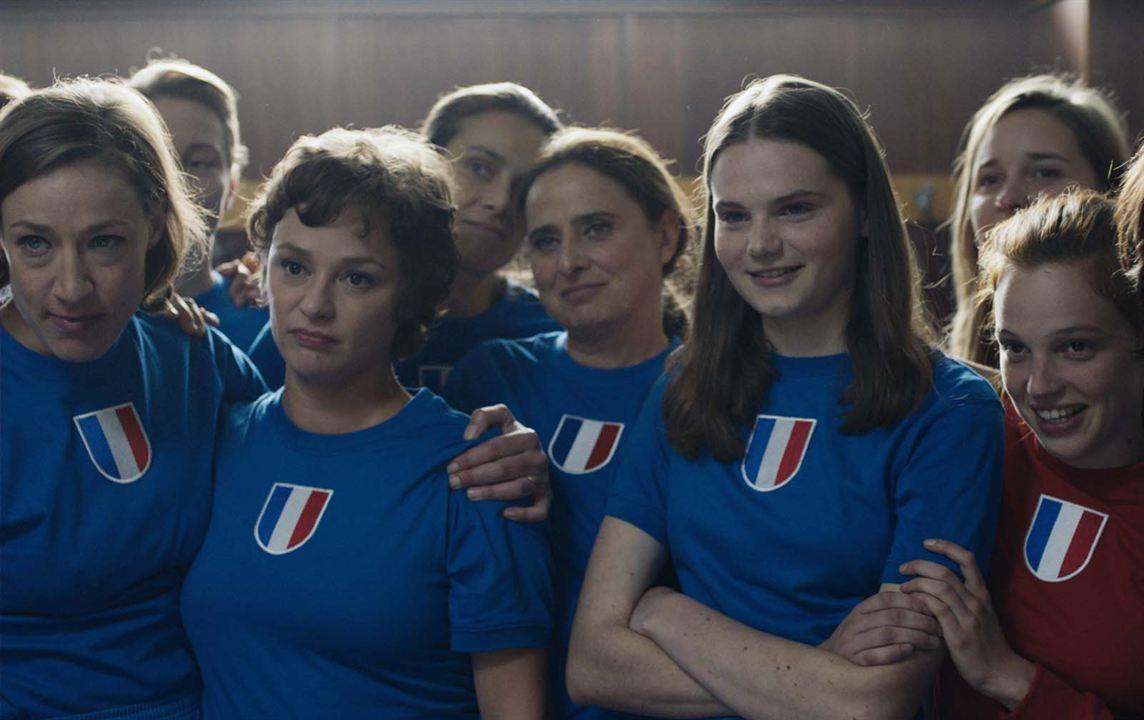 Comme des garçons : Photo Carole Franck, Delphine Baril, Julie Moulier, Zoé Héran