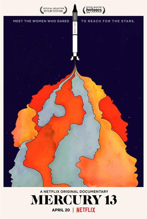 Mercury 13 : Affiche