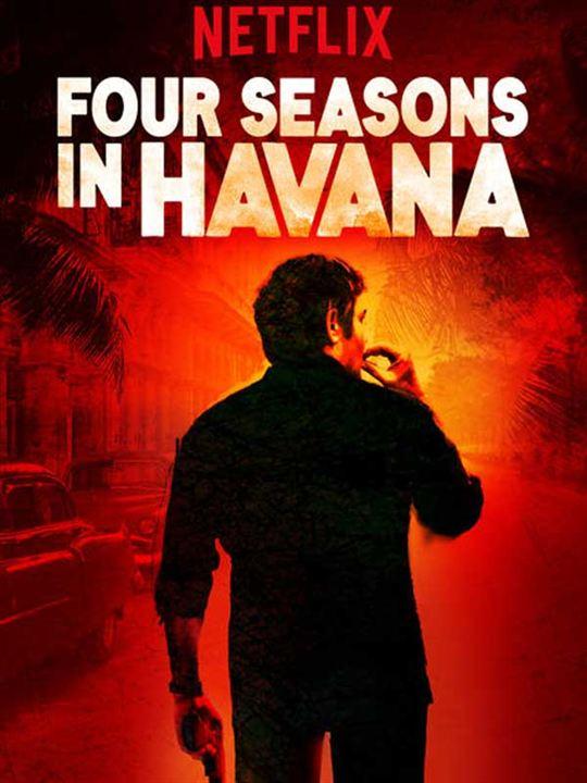 Four Seasons in Havana : Affiche