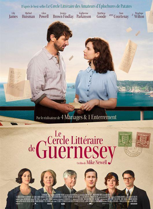 Le Cercle littéraire de Guernesey : Affiche