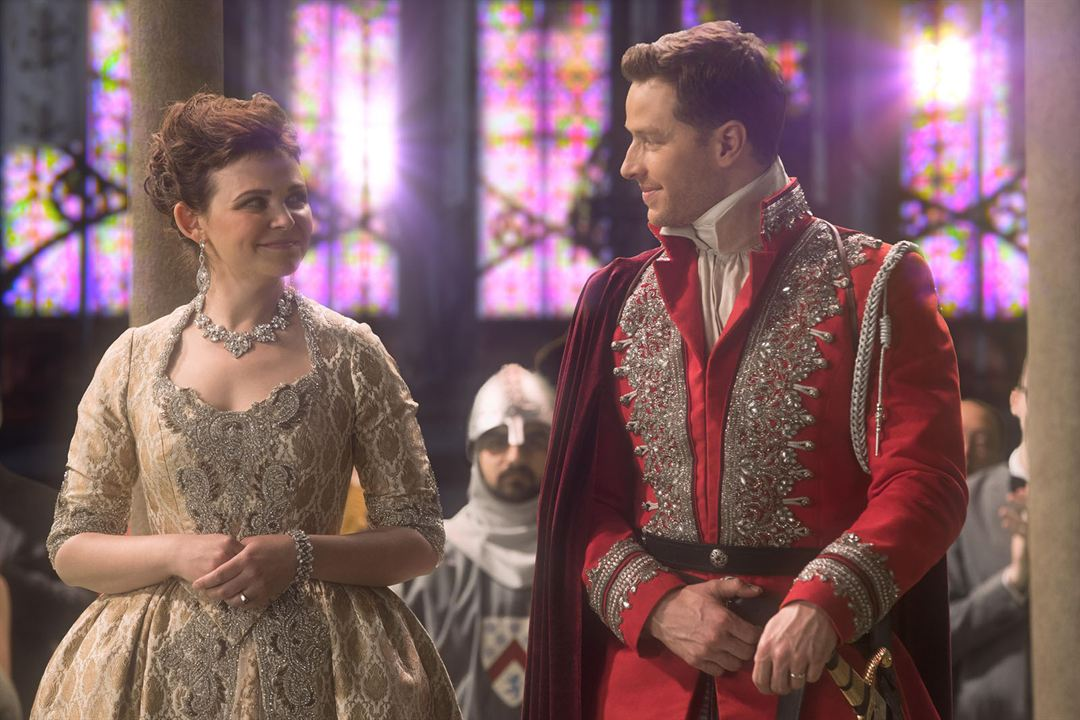 Photo Ginnifer Goodwin, Josh Dallas