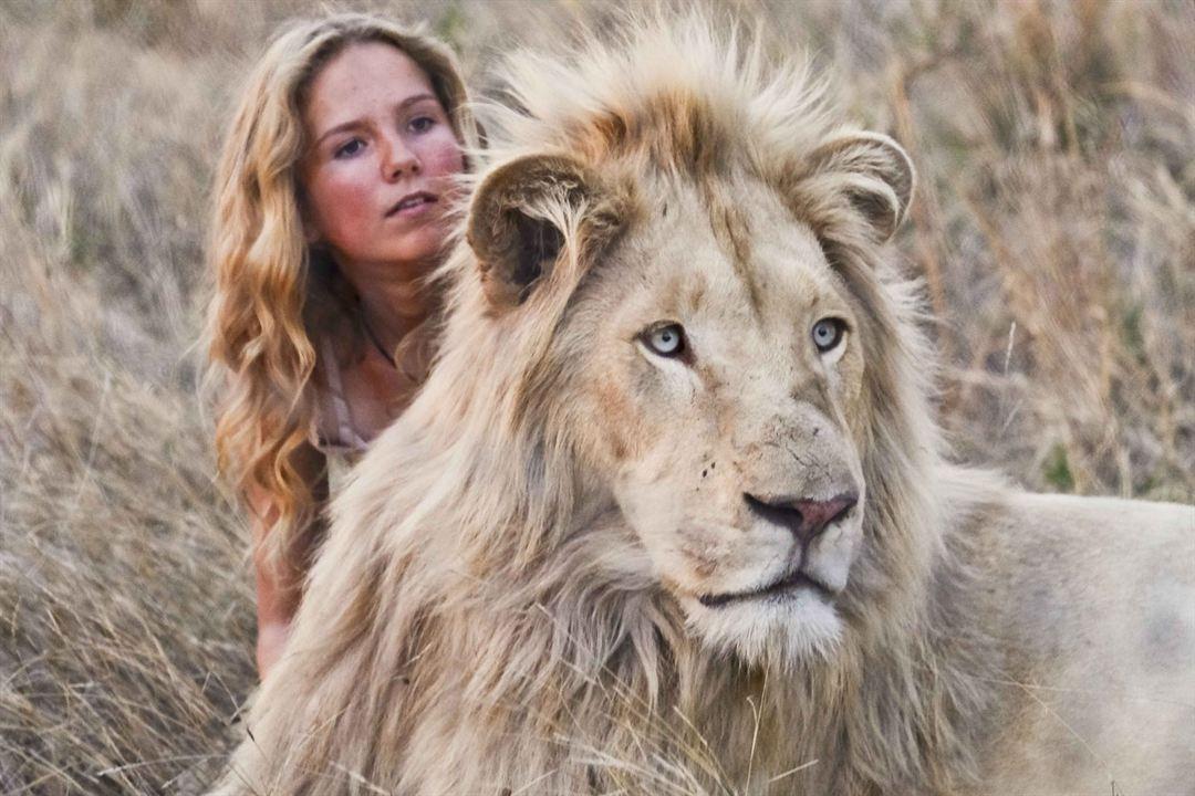 Mia et le Lion Blanc: Daniah De Villiers