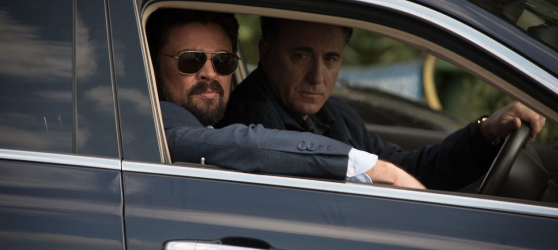 Agents doubles : Photo Andy Garcia, Karl Urban