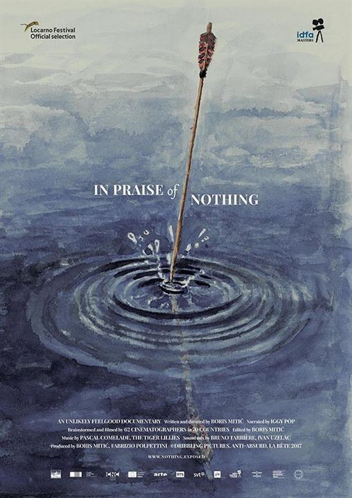 L'Eloge du rien : Affiche