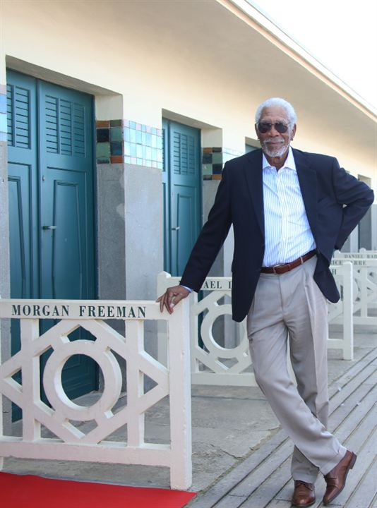 Photo promotionnelle Morgan Freeman