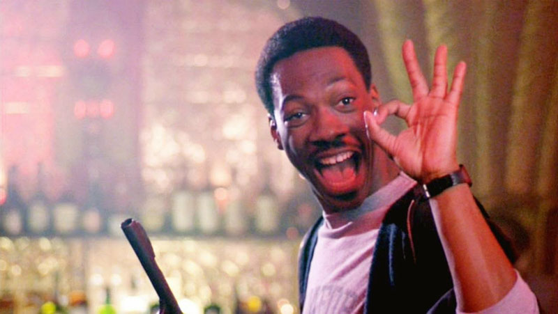 Le Flic de Beverly Hills: Eddie Murphy