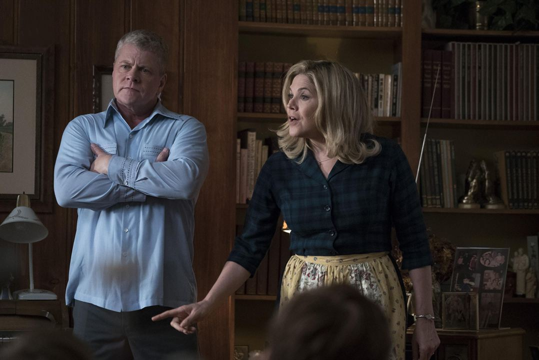 Photo Mary McCormack, Michael Cudlitz