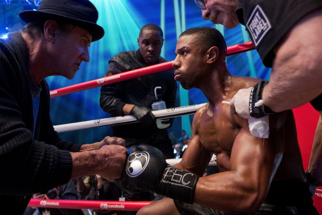 Creed II: Michael B. Jordan, Sylvester Stallone