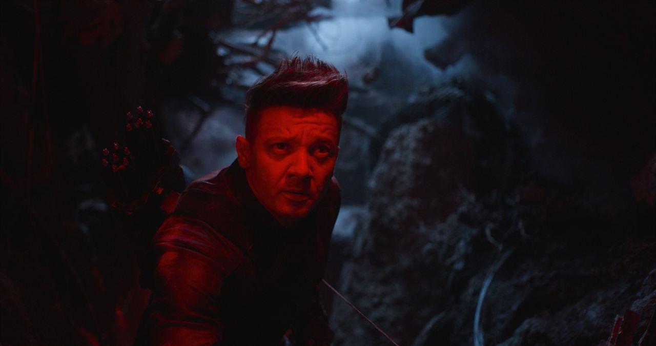 Avengers: Endgame : Photo Jeremy Renner