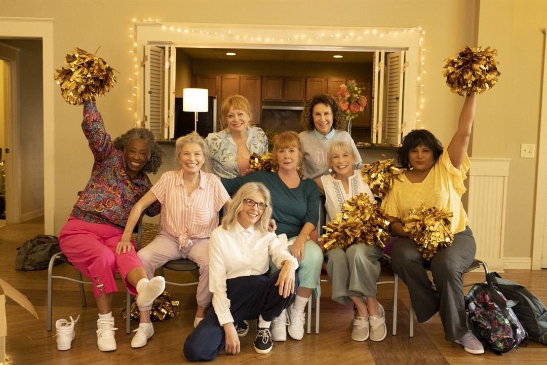 Pom-pom Ladies : Photo Carol Sutton, Diane Keaton, Dorothy Steel, Jacki Weaver, Jessica Roth