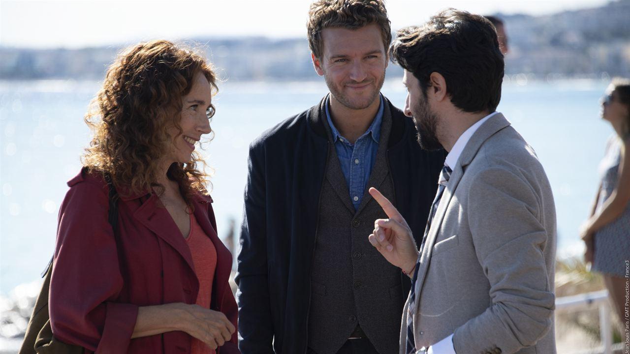 Photo Grégory Di Meglio, Hubert Roulleau, Isabel Otéro
