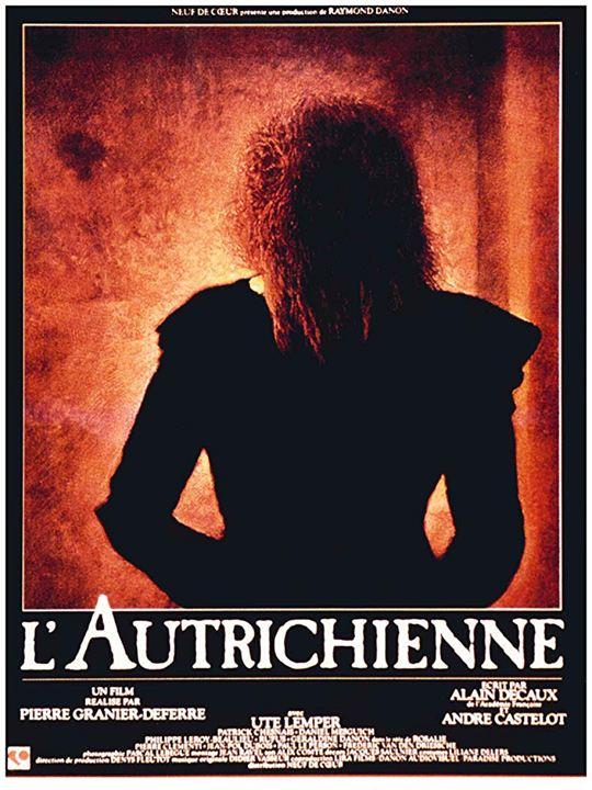 L'Autrichienne : Affiche