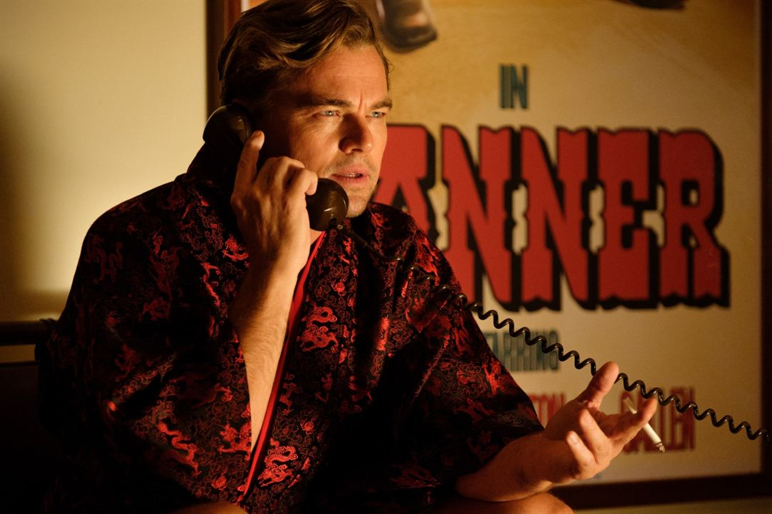 Once Upon a Time… in Hollywood : Photo Leonardo DiCaprio