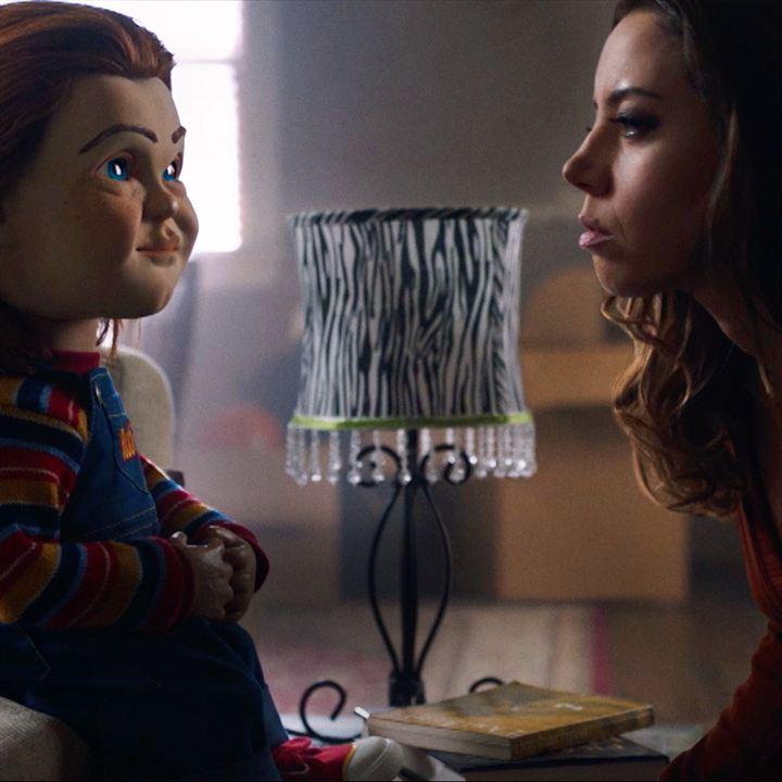 Child's Play : La poupée du mal : Photo Aubrey Plaza