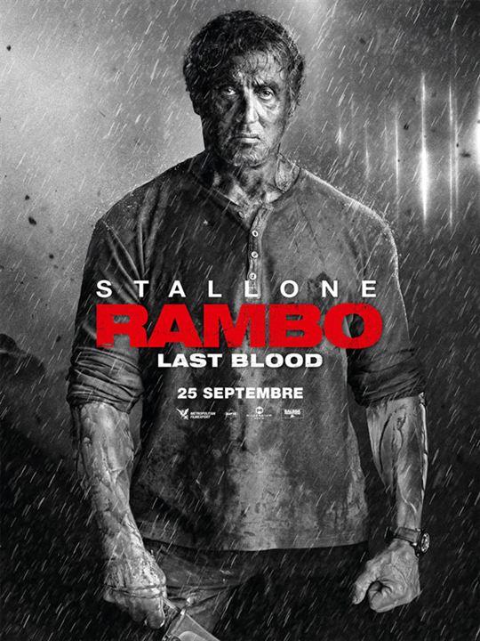 Rambo: Last Blood : Affiche