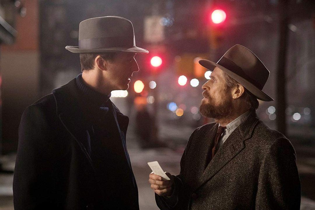 Brooklyn Affairs : Photo Edward Norton, Willem Dafoe